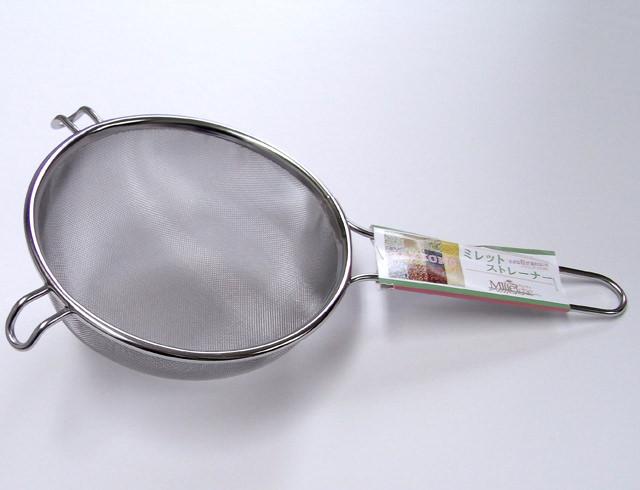 ミレットストレーナー(雑穀洗い)